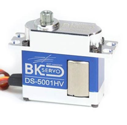 Picture of BK Servo DS-5001HV Mini Cyclic Servo