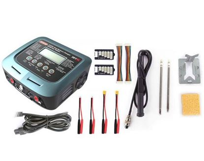 Picture of Skyrc D200 Duo AC/DC charger with Soldering Iron