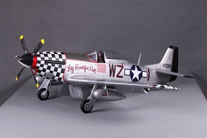 Picture of FMS Model 1400MM P-51D (V8) Big Beautiful Doll PNP