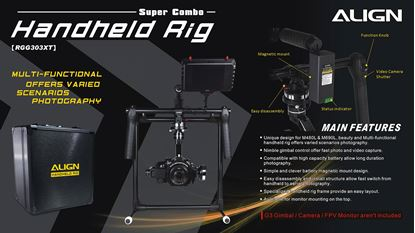 Picture of RGG303XW Handheld Rig Super Combo