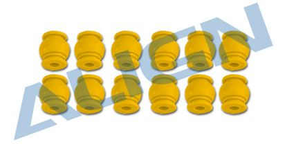 Picture of GG3018XXW Rubber Damper - Yellow