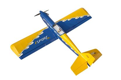 Picture of Seagull SEA210 I-SPORT 10-15cc LOW WING SPORTS AIRCRAFT