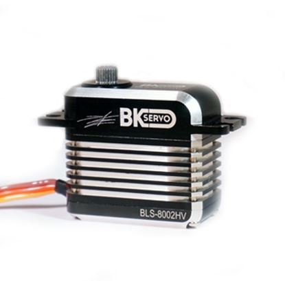 Picture of BK Servo DS-8002HV high torque, full size brushless servo