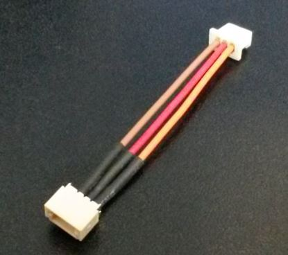 Picture of JST-Molex 258000098-0 1.00mm Female to 1.25mm Male Adapter