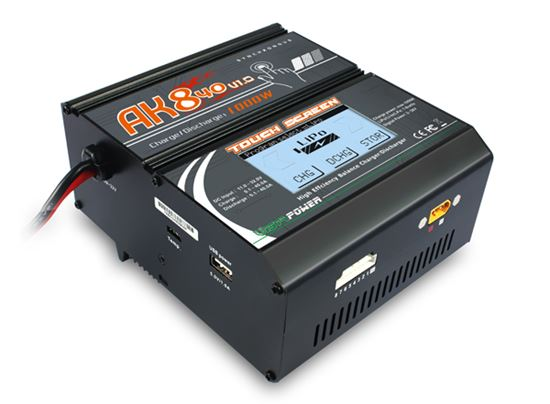 Picture of EV-Peak AK840 Touch Screen Charger 1000w