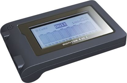 Picture of Ev-peak 4 in 1 USB LCD Volt/Amp Monitor Measurement