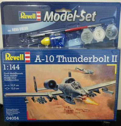Picture of Revell 04054 1:144 A-10 Thunderbolt II