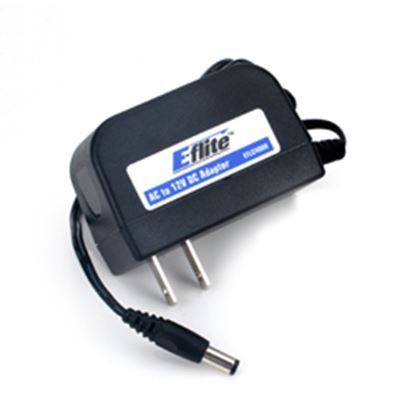 Picture of E-Flite EFLC4000-AU AC to 12VDC, 1.5-Amp Power Supply