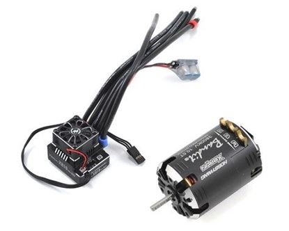 Picture of Hobbywing 38020221 XR10 Pro ESC/Bandit Motor Combo (10.5T)