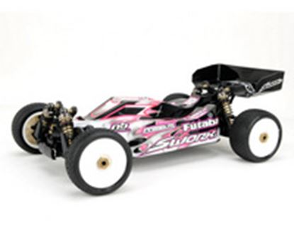Picture of SWORKz S104 EVO 1/10 4WD EP Off Road Racing Buggy Pro Kit