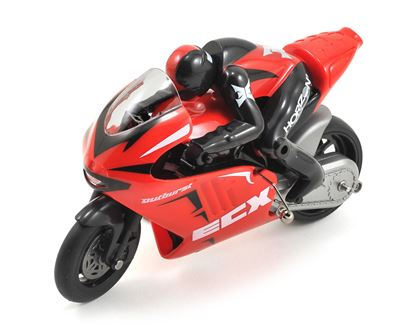 Picture of ECX ECX01004T2 Outburst 1:14 Motorcycle RTR RED