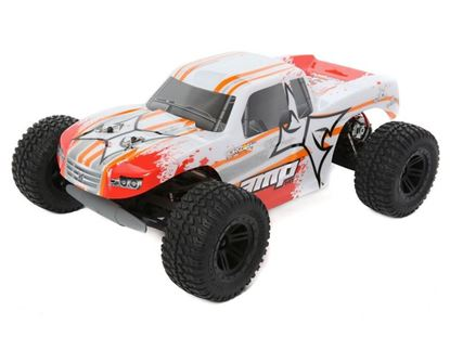 Picture of ECX ECX03028IT1 AMP 1/10 2WD RTR Monster Truck: White/Orange