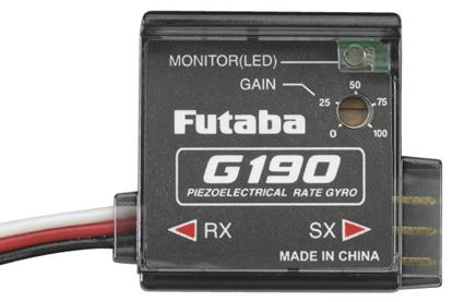 Picture of Futaba GY190 Mirco Gyro