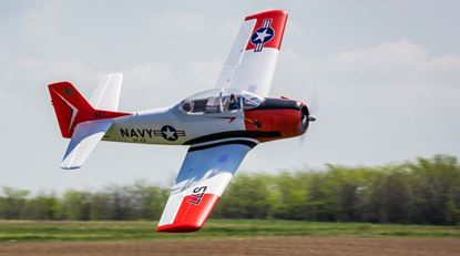 Picture of E-flite EFL1350 Carbon-Z T-28 BNF Basic w/ AS3X