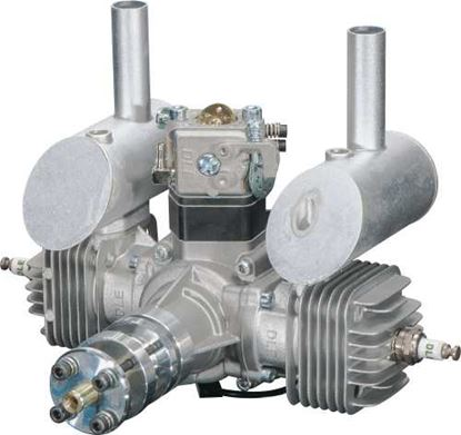 Picture of DLE40 Twin Gas Engine