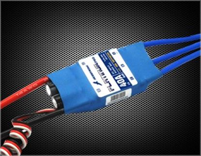 Picture of Hobbywing 80030000 Platinum Pro 40A ESC