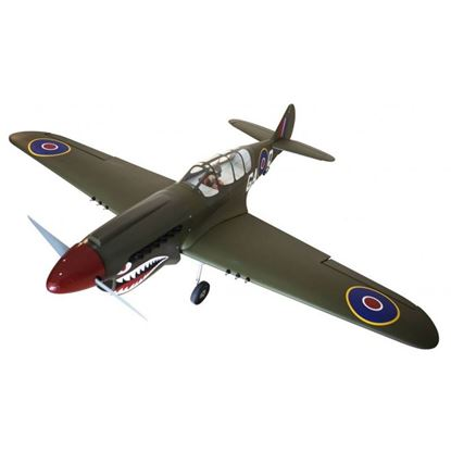 Picture of Seagull SEA250S Curtiss P-40N Warhawk (33CC)