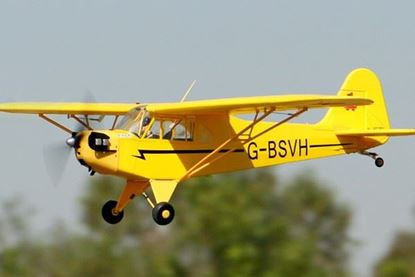 Picture of FMS Model FMS035P 1400MM J3 Piper Cub RTF