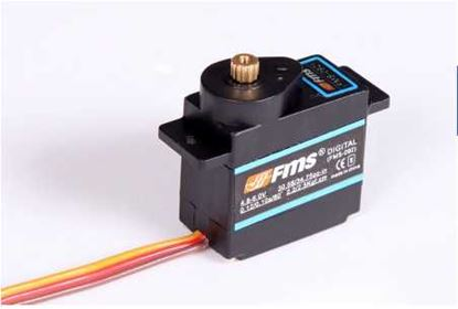 Picture of FMS 9MGDP MG Digital 9g Servo - forward (positive)