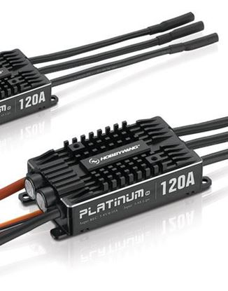 Picture of Hobbywing 30203401 Platinum PRO V4 -120A (3S-6S)