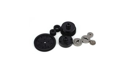 Picture of ECX1022 Transmission Plastic Gear Set: All ECX 1/10 2WD
