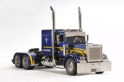 Picture of Tamiya 56344 RC Grand Hauler Truck (Kit)