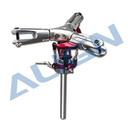 Picture of H70H008XXW 700E Three-Blade Rotor Head