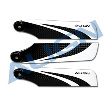 Picture of HQ1050C 105 Carbon Fiber Tail Blades / 3