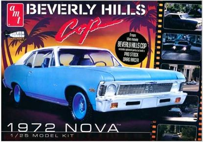 Picture of AMT 836/12 1:25 Beverly Hills Cop 1972 Nova