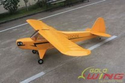 Picture of Gold Wing GW-U327A Piper Cub J3 50CC