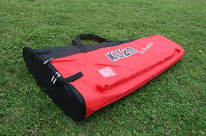 Picture of KUZA KAG0094 brand Wing Bag (50-70CC) RED