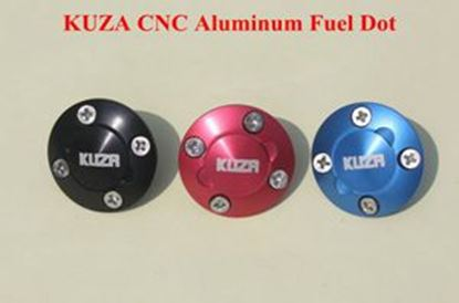 Picture of KUZA KAG0231B Large Scale CNC Alloy Fuel Dot  1pc (Black)