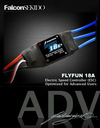 Picture of Hobbywing Flyfun-18A-V4.3 Aircraft ESC