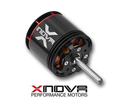 Picture of Xnova 4025-1120KV 1.5Y Brushless Motor (Shaft-B 28mm)
