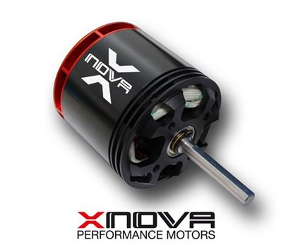 Picture of Xnova XTS 4525-560kv YY Brushless Motor (Shaft-A 36mm)