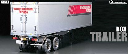 Picture of Tamiya 56302 Box Trailer