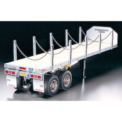 Picture of Tamiya 56306 1/14 Flatbed Semi-Trailer
