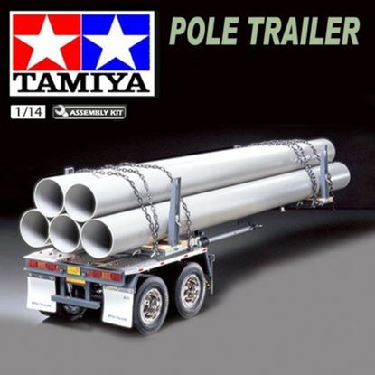 Picture of Tamiya 56310 1/14 POLE TRAILER SET