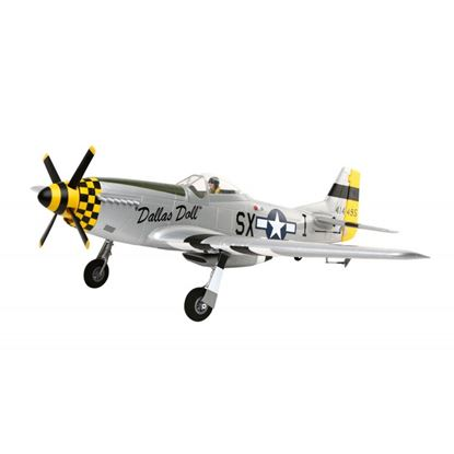Picture of E-Flite  EFL6775 P-51D Mustang PNP