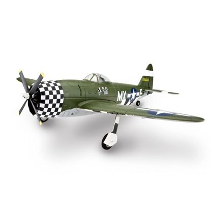 Picture of E-Flite EFL6850 P-47D Thunderbolt BNF Basic