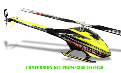 Picture of SAB CK420 Conversion Kit from G380 to G420
