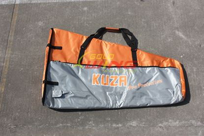 Picture of KUZA KAG0092-O brand Wing Bag (15-20cc) ORANGE