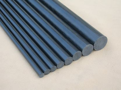 Picture of Carbon Fiber Rod HH4.0-1R 4.0mm x 1000m