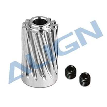 Picture of H70G011XXW Motor Slant Thread Pinion Gear 13T (L27)