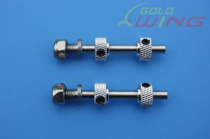 Picture of KUZA KA07NH Stainless Steel Axle Kits 40-70E 3.5mmx29mm