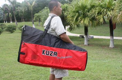Picture of KUZA KAG0095R Wing Bag 85-120 CC RED
