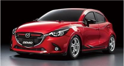 Picture of Tamiya 58640 MAZDA 2 M-05L KIT