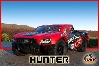 Picture of DHK 8331R Hunter BL 1:10 Scale 4WD Short Couse Truck