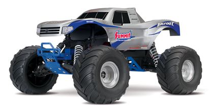 Picture of Traxxas 36084-1 Bigfoot (SILVER)