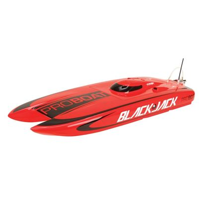 Picture of Blackjack 29-inch Catamaran Brushless V3: RTR PRB08011